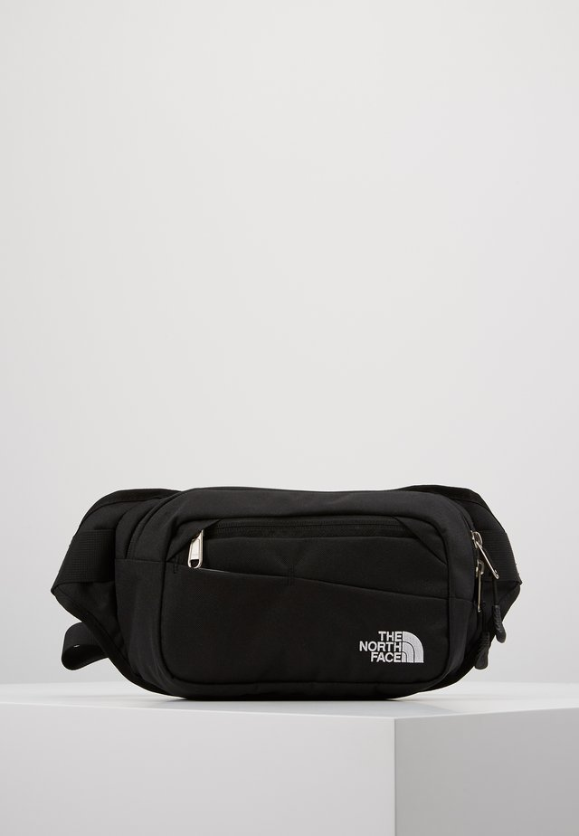 BOZER HIP PACK UNISEX - Across body bag - tnf black/tnf white