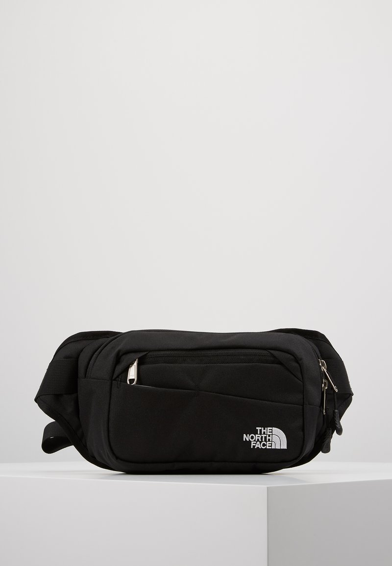 The North Face - BOZER HIP PACK - Ledvinka - tnf black/tnf white