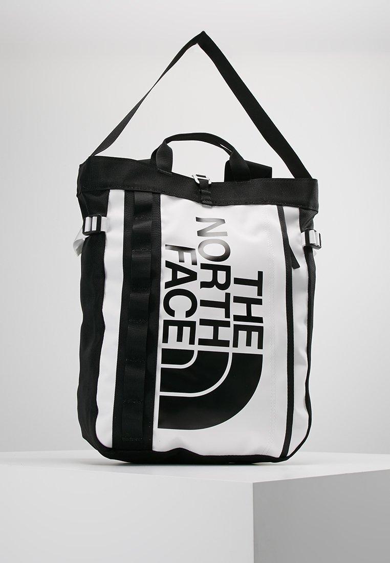 The North Face - BASE CAMP TOTE - Rugzak - white/black