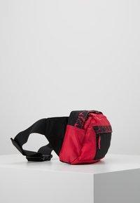 The North Face - RAGE - Rumpetaske - rose red/black - 3