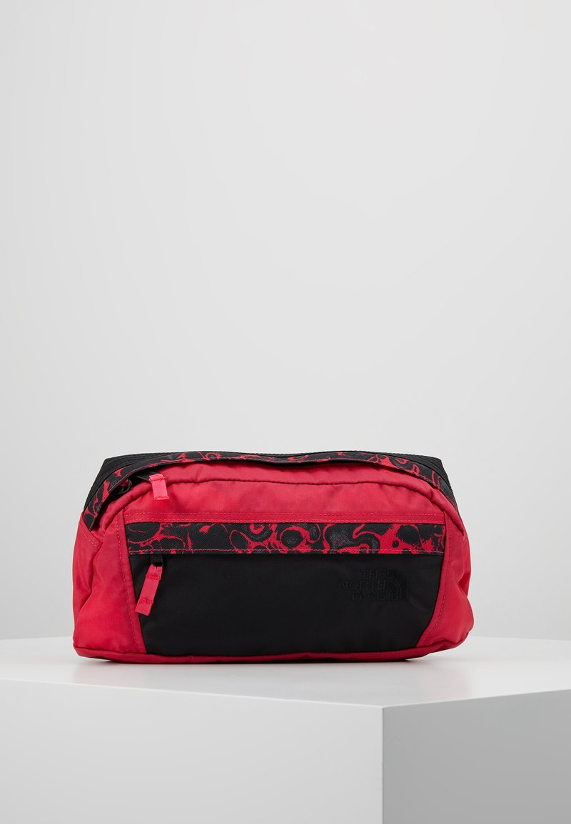 The North Face - RAGE - Rumpetaske - rose red/black
