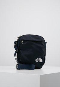 The North Face - SHOULDER BAG - Across body bag - urban navy/white - 0