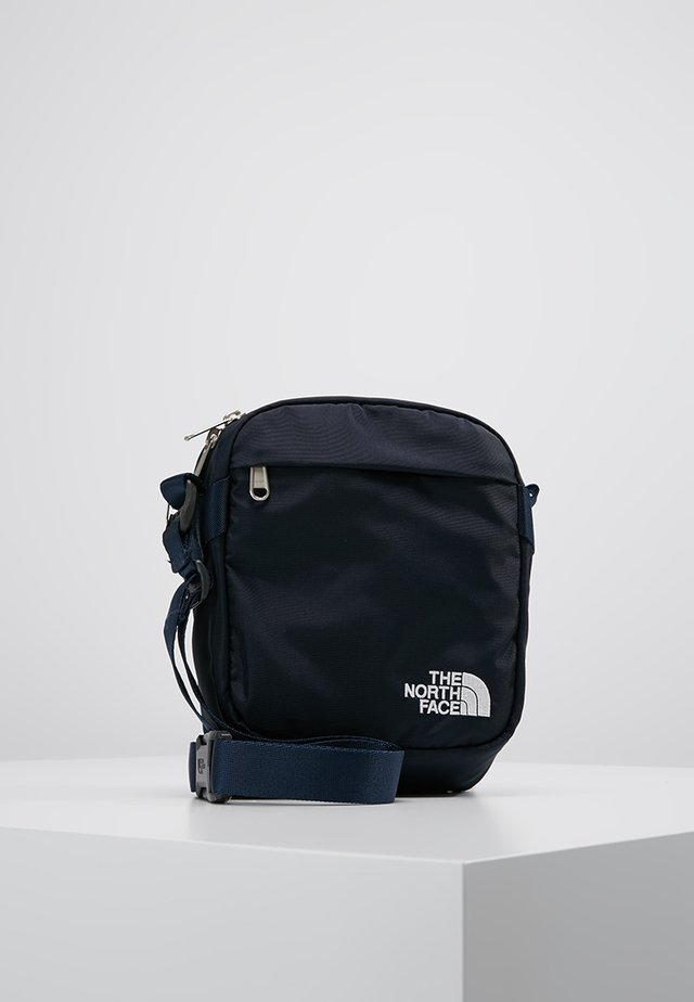 SHOULDER BAG - Schoudertas - urban navy/white