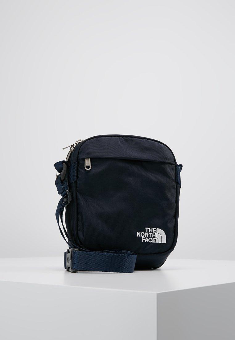The North Face - SHOULDER BAG - Across body bag - urban navy/white