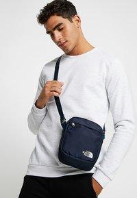 The North Face - SHOULDER BAG - Across body bag - urban navy/white - 1
