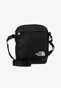 The North Face - SHOULDER BAG - Axelremsväska - black/white - 6