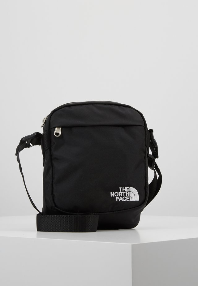 SHOULDER BAG - Olkalaukku - black/white
