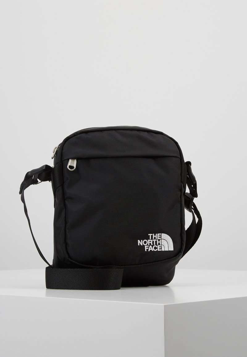 The North Face - SHOULDER BAG - Sac bandoulière - black/white