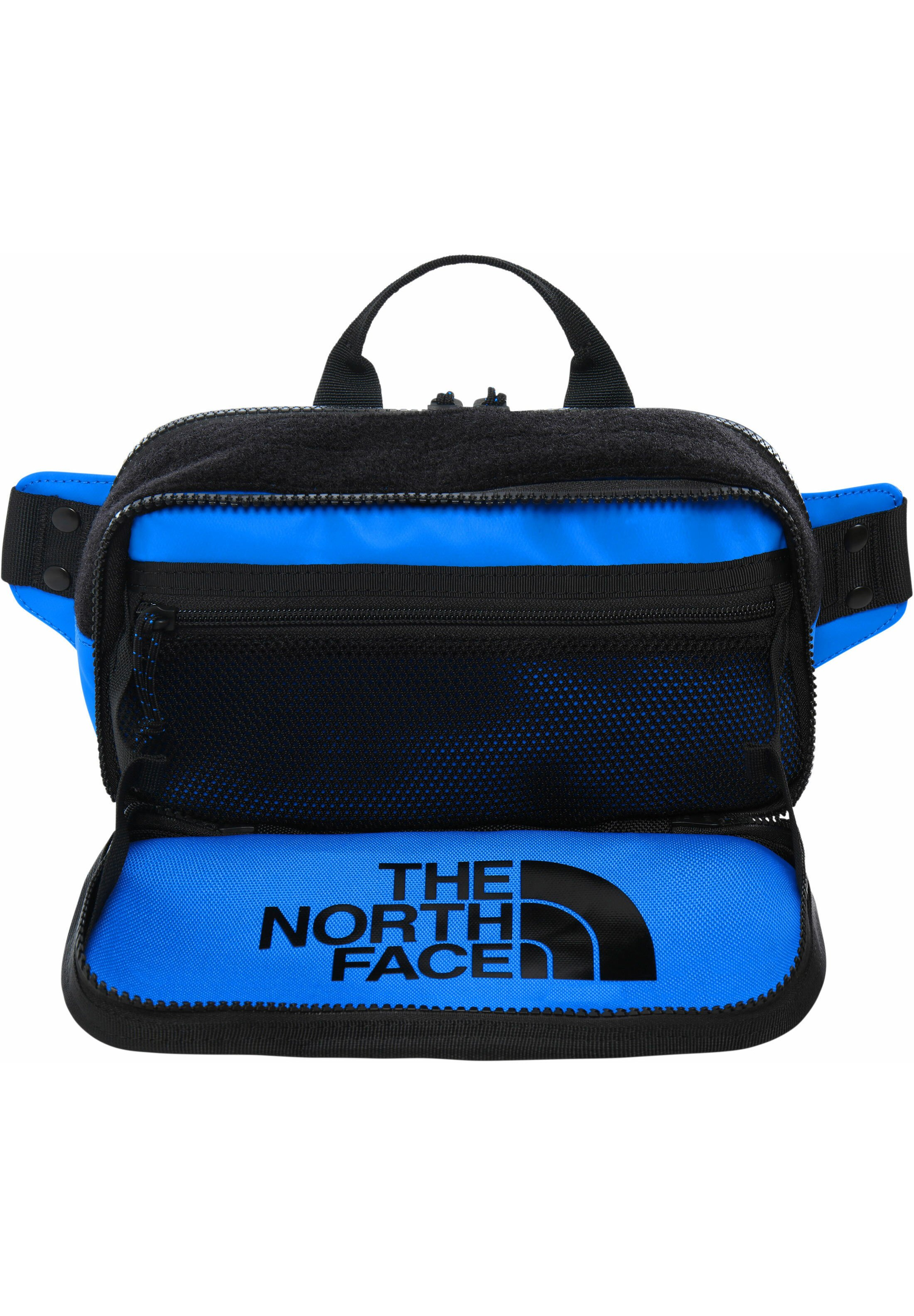 The North Face Gürteltasche Explore S - Sac Bandoulière Clear Lake/black