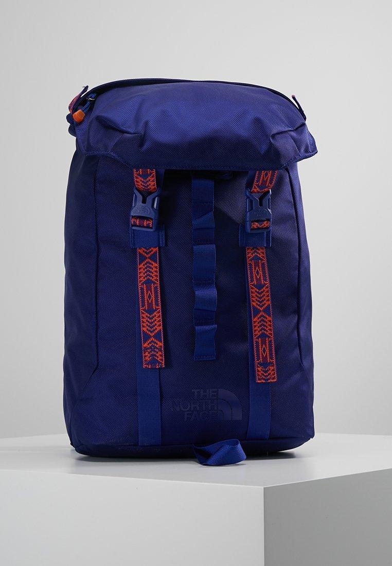 The North Face - LINEAGE - Rugzak - aztec blue/persian orange