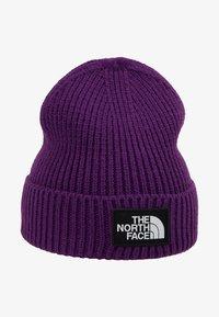 The North Face - LOGO BOX CUFFED BEANIE - Lue - hero purple - 3
