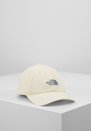 THE NORM HAT - Lippalakki - vintage white/asphalt grey