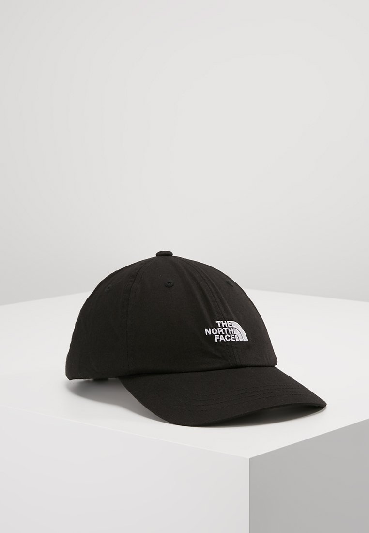 The North Face - THE NORM HAT - Lippalakki - black/white