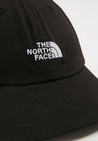 The North Face - THE NORM HAT - Lippalakki - black/white - 5