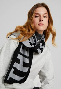 The North Face - LOGO SCARF - Bufanda - grey/black - 1
