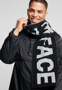 The North Face - LOGO SCARF - Bufanda - grey/black - 0