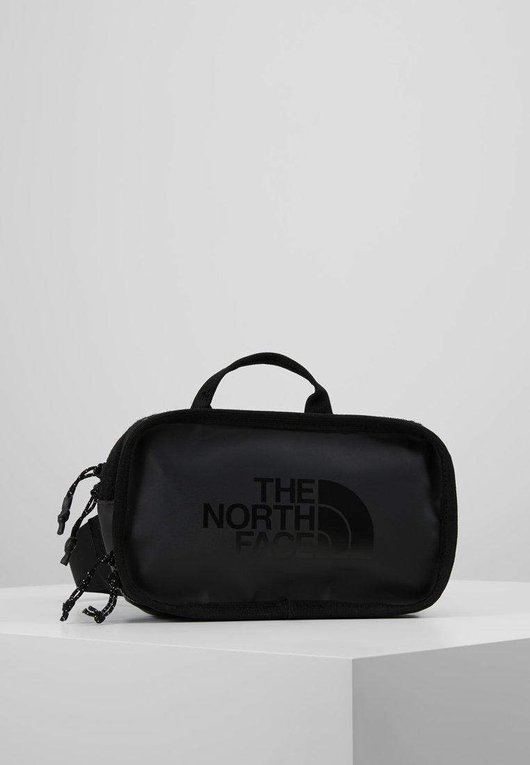 The North Face - EXPLORE  - Ledvinka - black