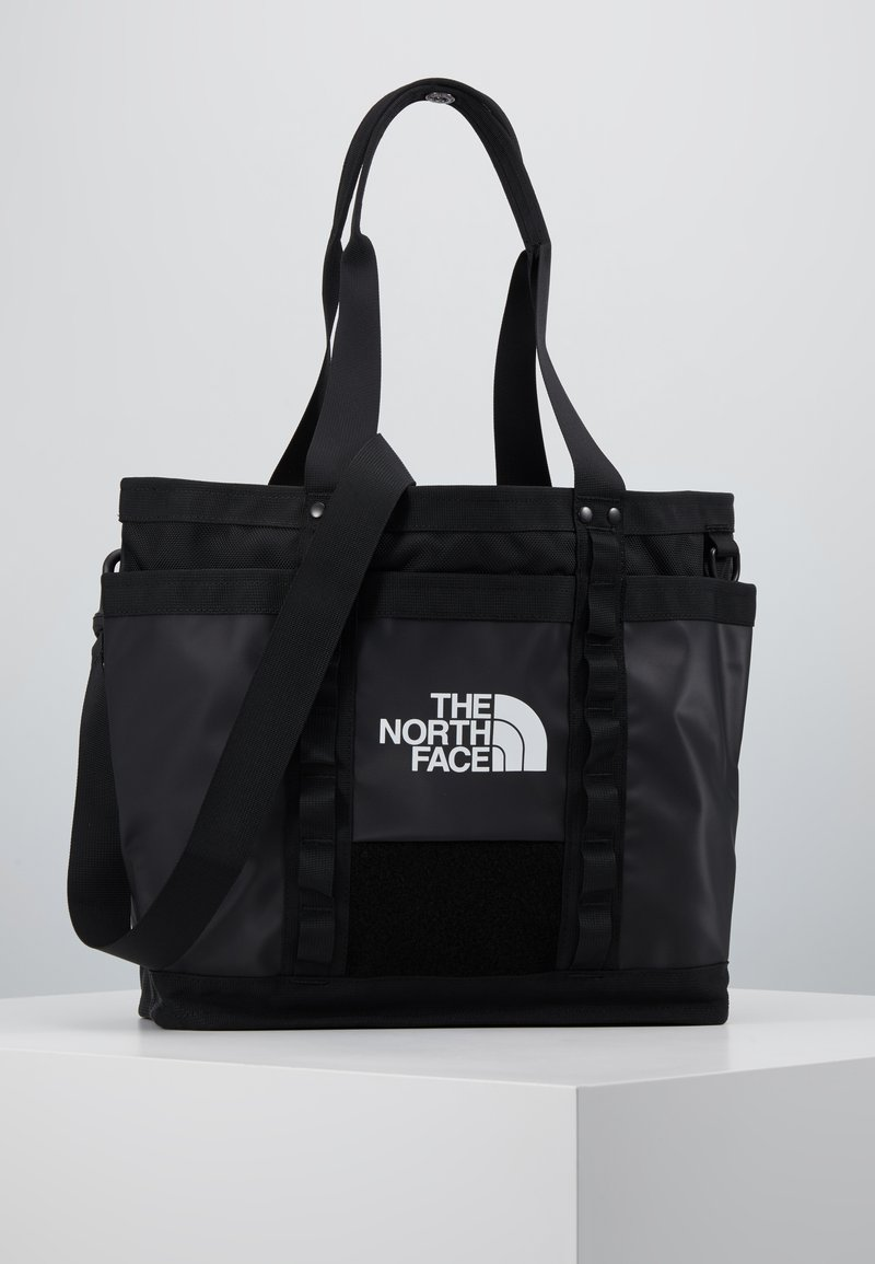 The North Face - EXPLORE UTLTY TOTE - Tote bag - black