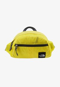 The North Face - FLYWEIGHT LUMBAR - Bum bag - lemon - 1