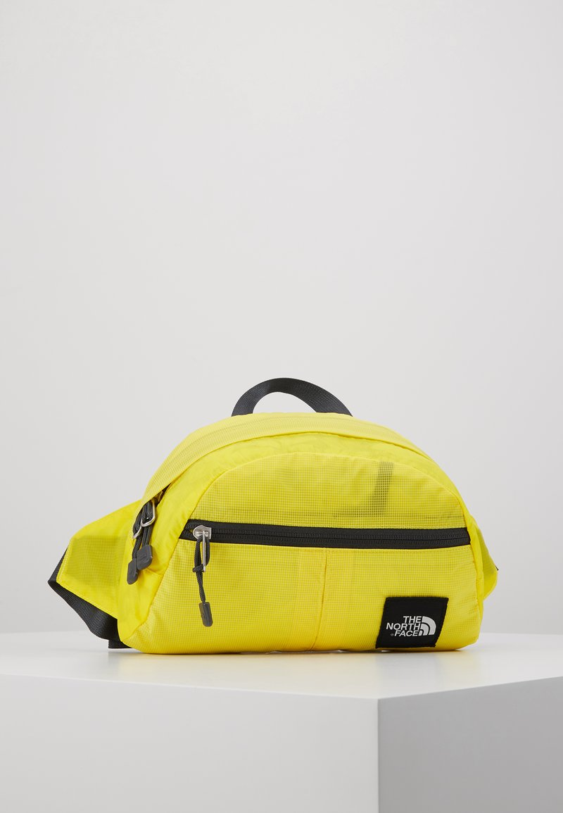 The North Face - FLYWEIGHT LUMBAR - Bum bag - lemon