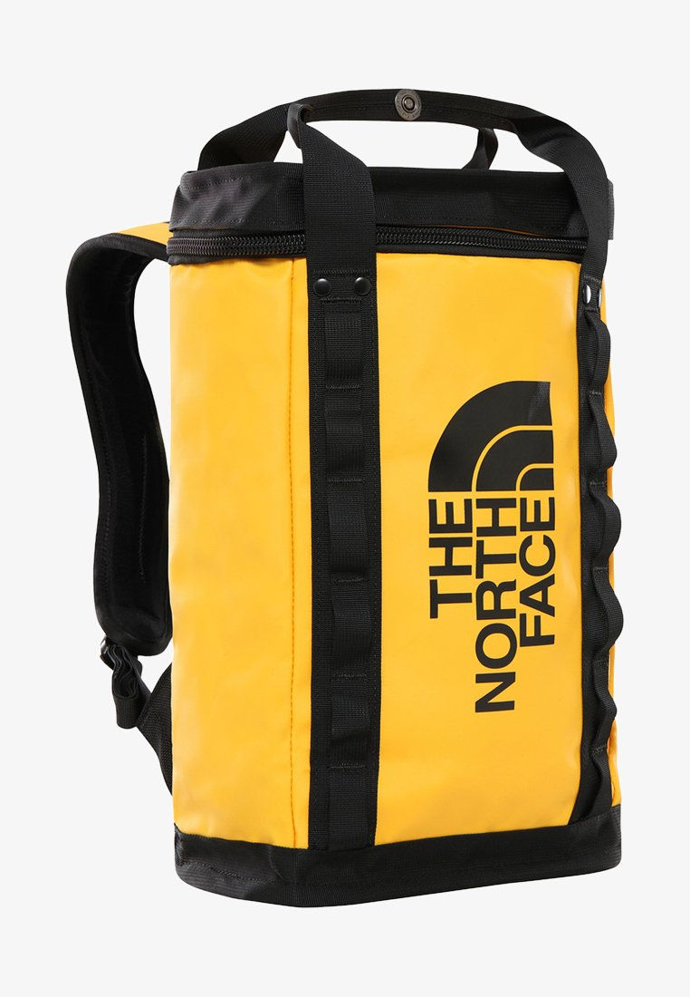 The North Face - EXPLORE FUSEBOX - Rugzak - yellow/black