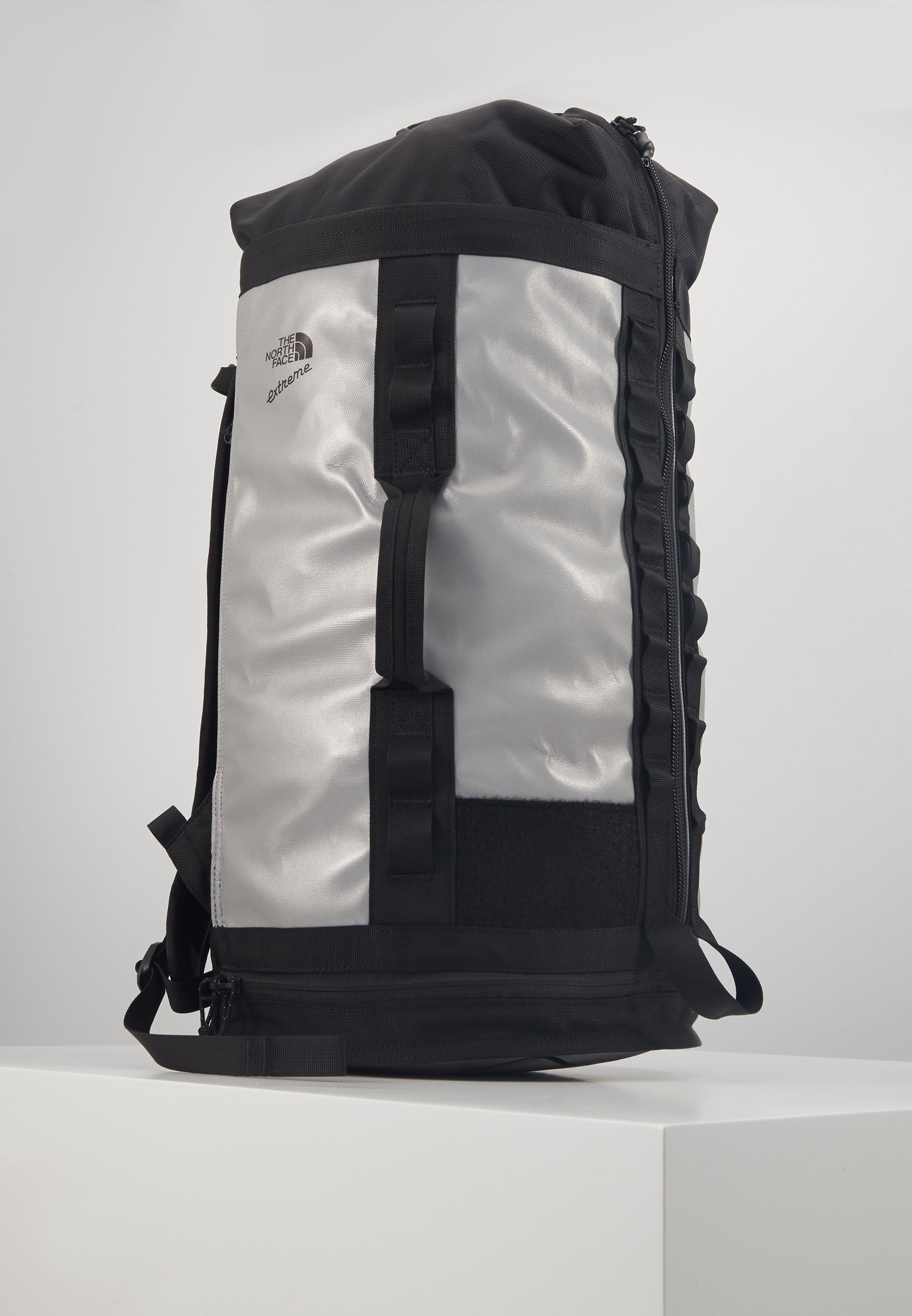 The North Face Explore Haulaback S - Sac À Dos Silver/reflective Extreme