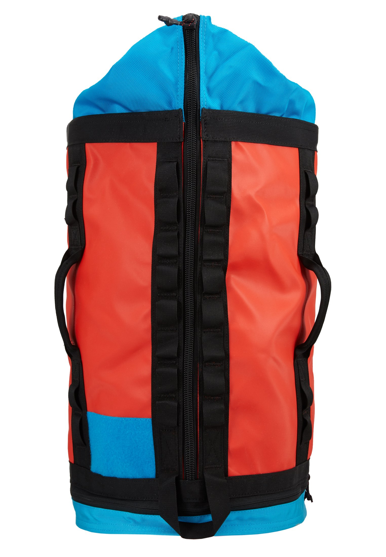 The North Face Explore Haulaback S - Sac À Dos Fiery Red Extreme Combo