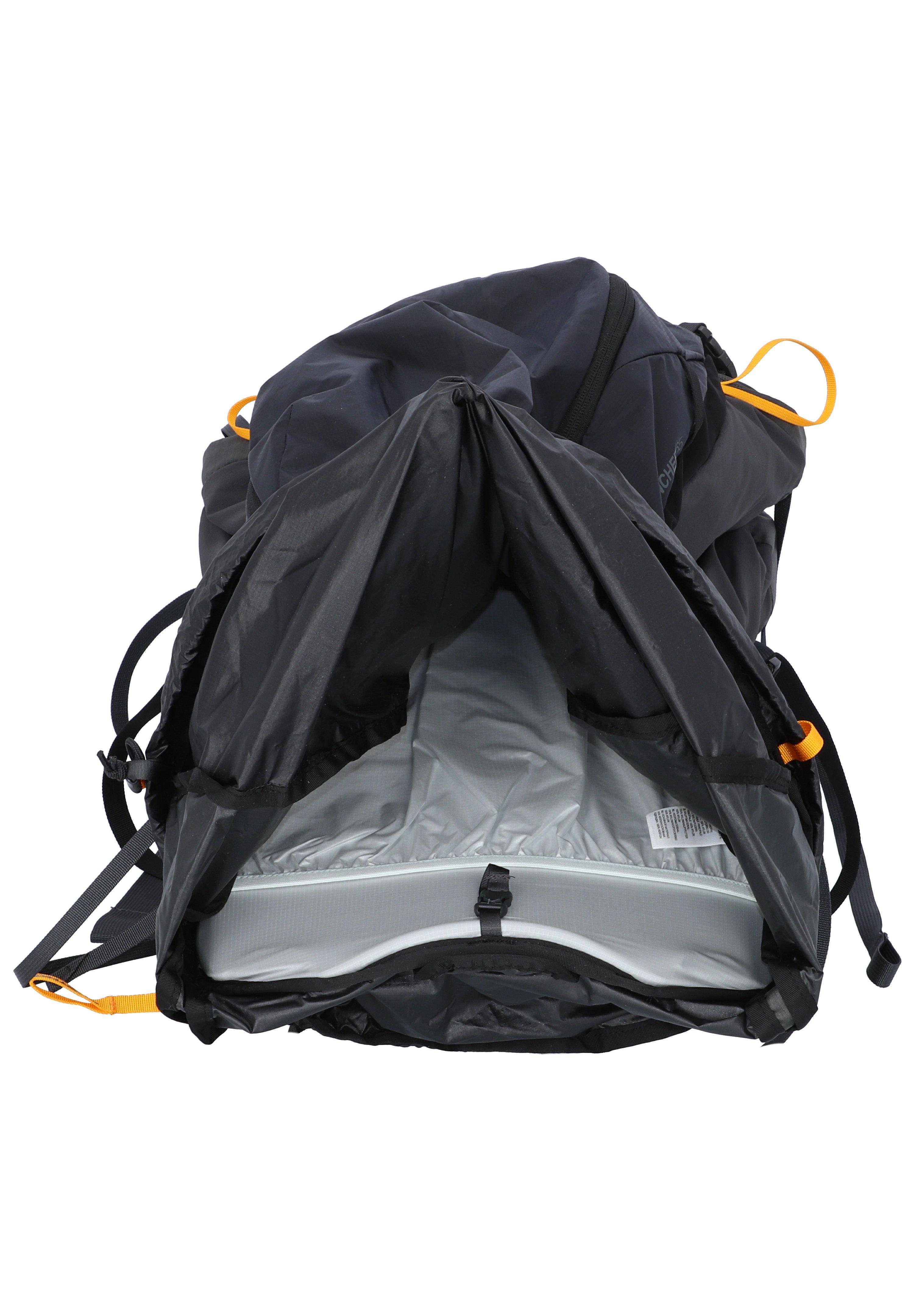 The North Face Banchee Rucksack 77 Cm - Sac À Dos Asphalt Grey/tnf Black LOnzGGO