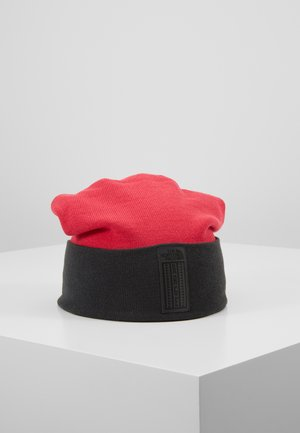 RAGE DOCK WORKER BEANIE - Bonnet - rose red