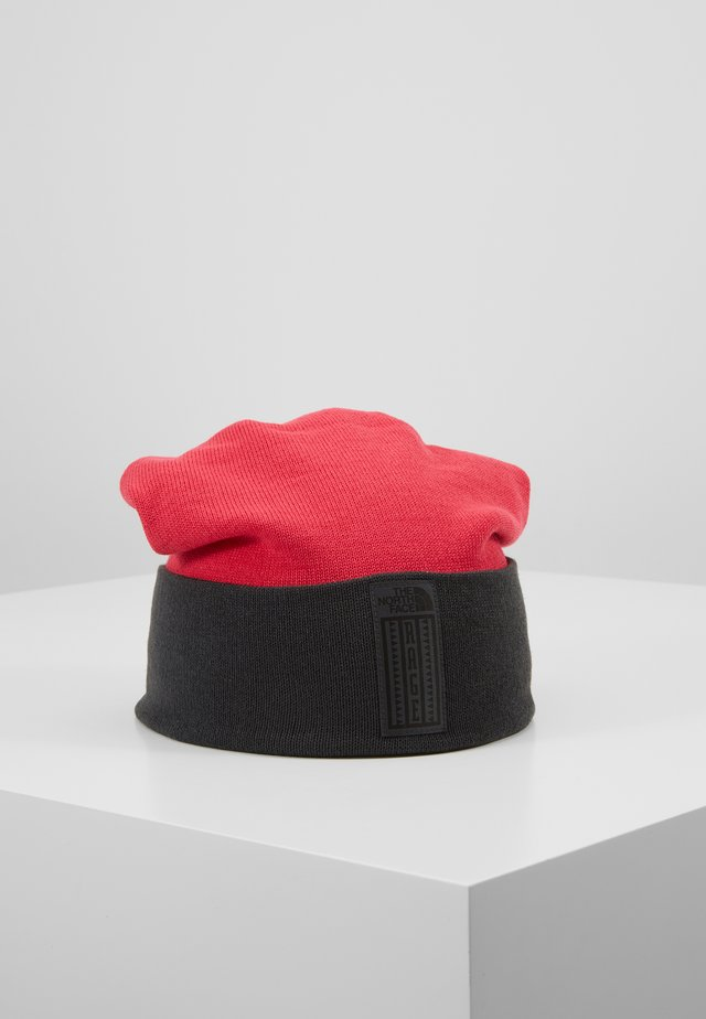 RAGE DOCK WORKER BEANIE - Gorro - rose red
