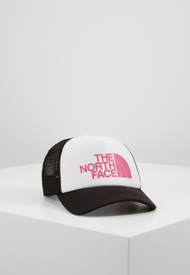 LOGO TRUCKER - Keps - white/mr. pink