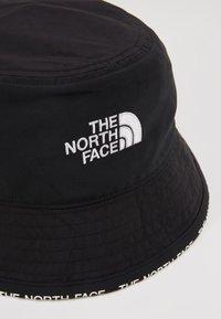 The North Face - STREET BUCKET - Hoed - black - 2