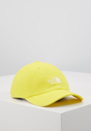 NORM HAT  - Cap - lemon