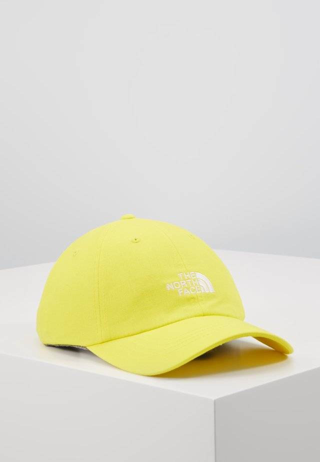 NORM HAT  - Gorra - lemon