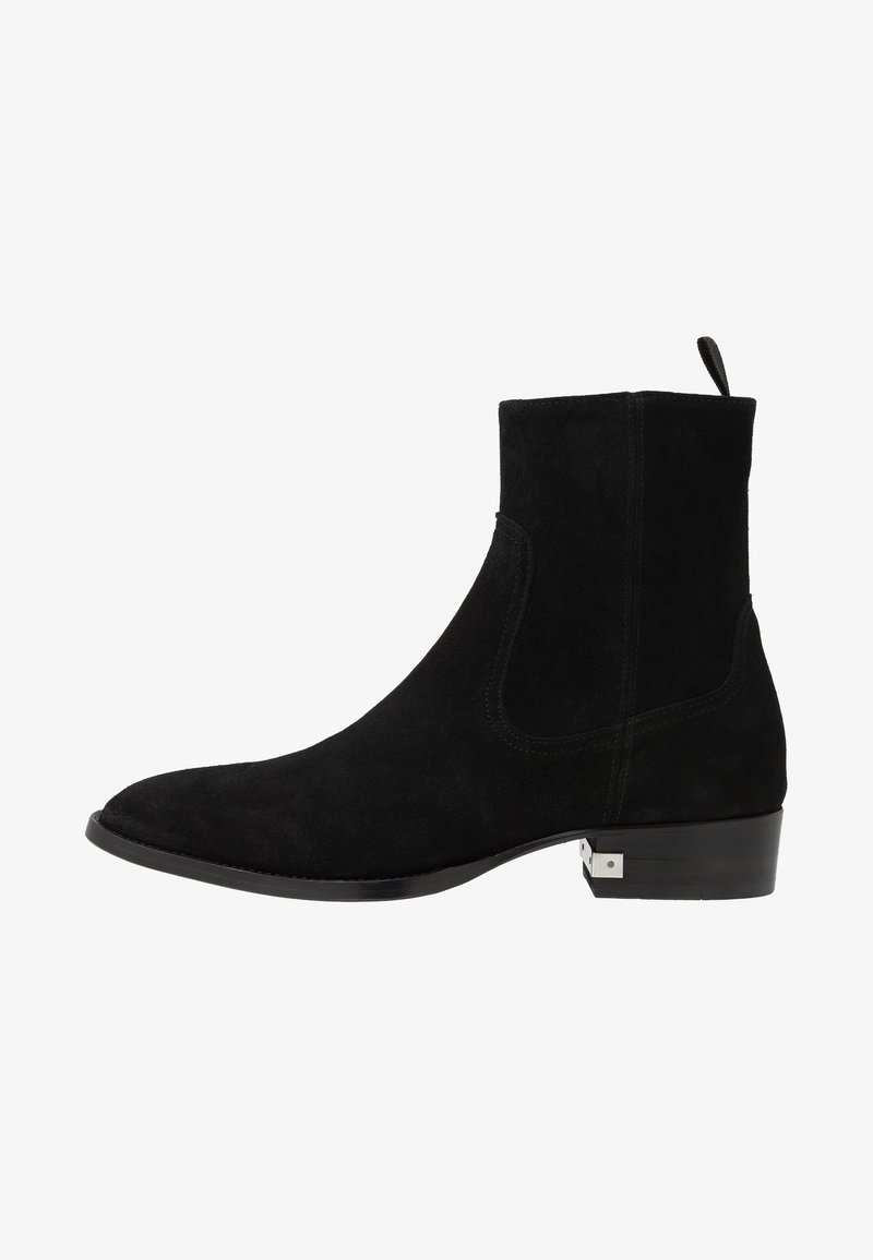 The Kooples - CHAUSSURES - Classic ankle boots - black