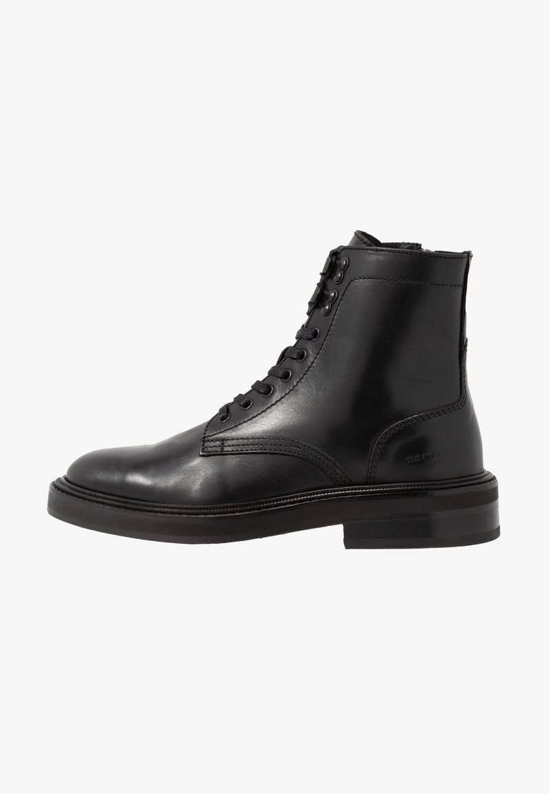 The Kooples - CHAUSSURES - Lace-up ankle boots - black