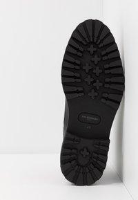 The Kooples - Šněrovací kotníkové boty - black - 4