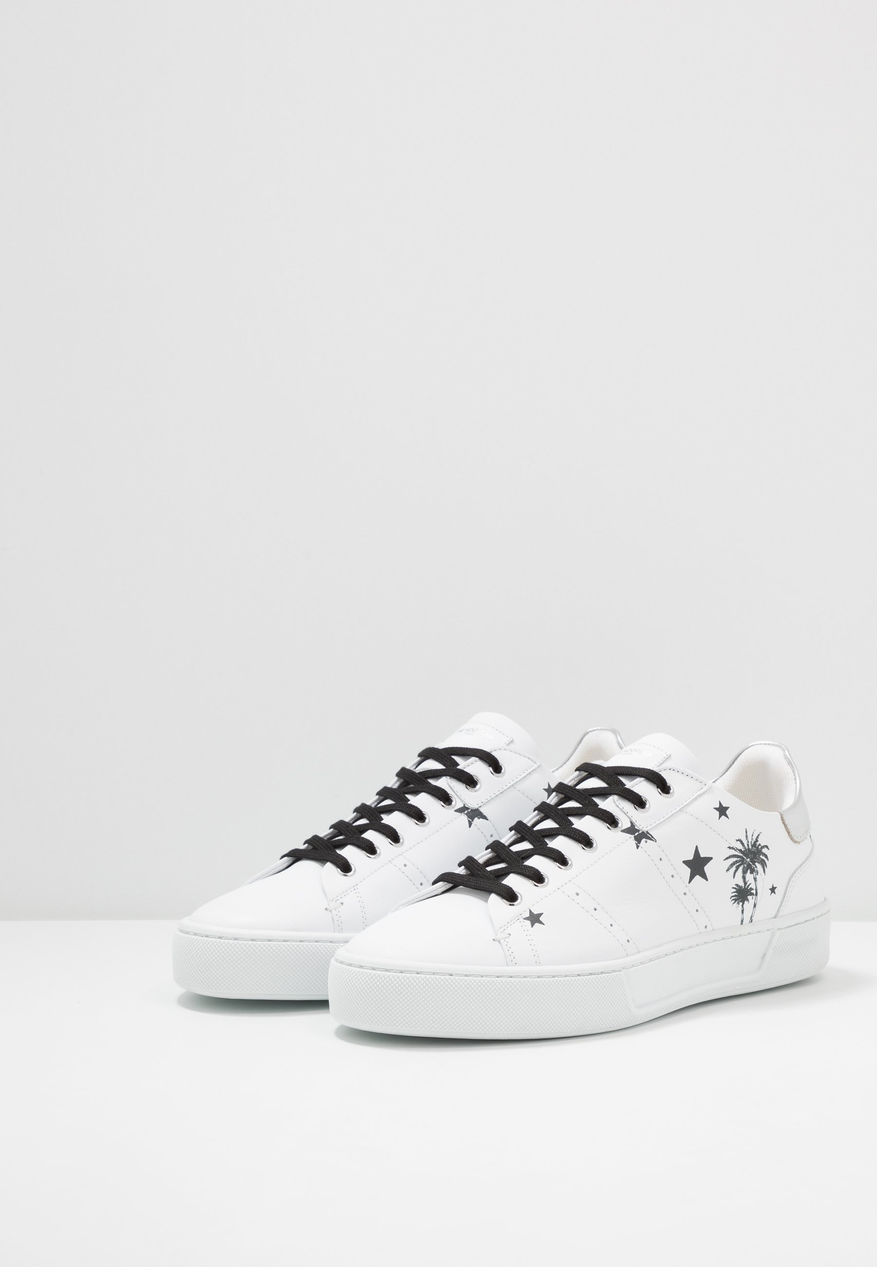 The Kooples Sneakers Basse - White cBcmd