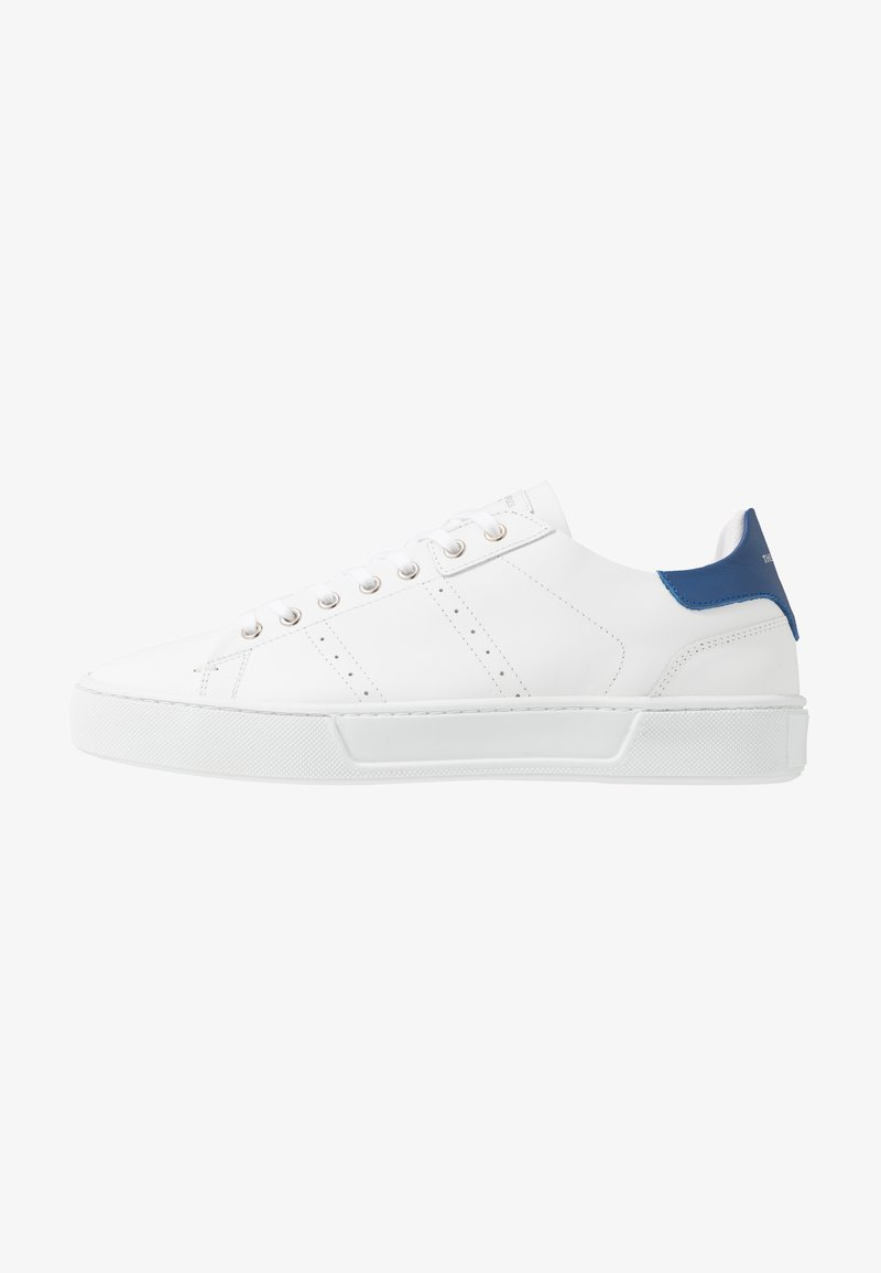 The Kooples - Sneakersy niskie - white/navy