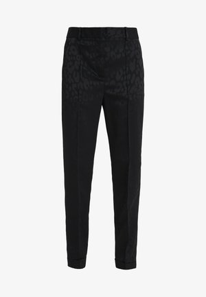 PANTALON - Trousers - black