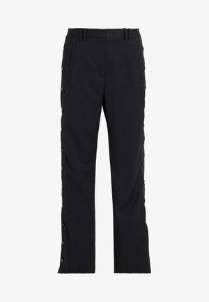PANTALON - Spodnie materiałowe - black