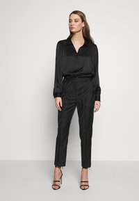 The Kooples - TROUSERS - Trousers - black - 1