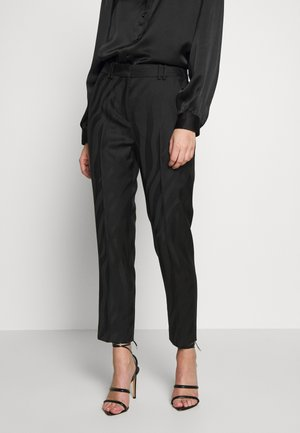 TROUSERS - Bukser - black