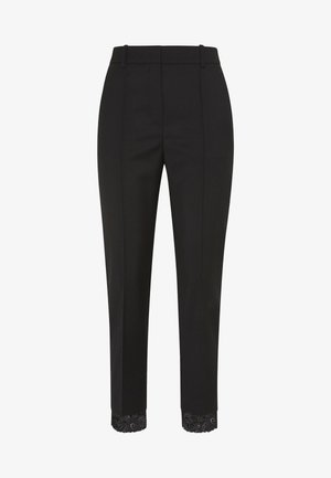 PANTALON COSTUM - Pantalones - black
