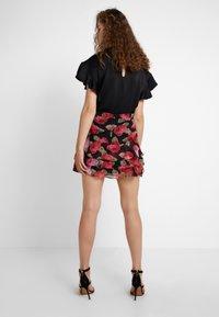 The Kooples - Mini skirt - multicolor - 2