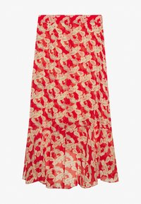 The Kooples - JUPE - A-line skirt - red - 1
