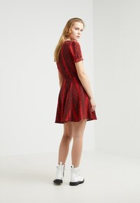 The Kooples - Day dress - red - 2