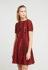 The Kooples - Day dress - red - 0
