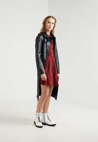 The Kooples - Day dress - red - 1