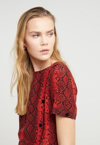 The Kooples - Day dress - red - 4